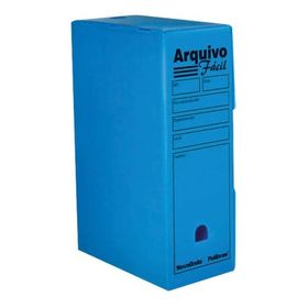 Caixa-de-Arquivo-Azul